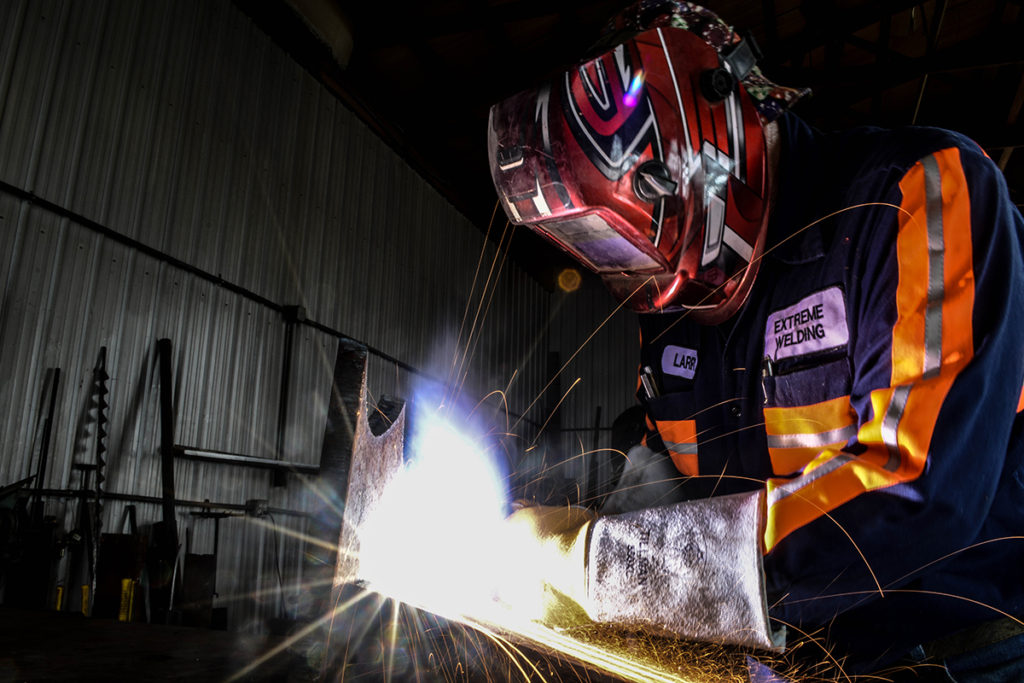 TIG, MIG, and Arc Welding Services